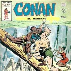 Cómics: CONAN, EL BÁRBARO, VERTICE VOL. 2 , Nº 34. Lote 220622365