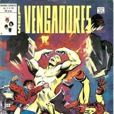 Cómics: LOS VENGADORES, VERTICE VOL. 2 , Nº 45. Lote 220622700