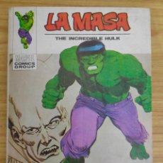 Cómics: LA MASA: EL CAPITÁN OMEN (VÉRTICE TACO Nº 31). Lote 220625615