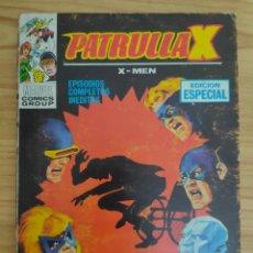 Cómics: PATRULLA X: LA MUERTE DEL PROFESOR X (VÉRTICE TACO Nº 19) MARVEL - X MEN. Lote 220625697