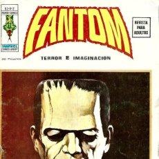 Cómics: FANTOM, VERTICE VOL. 2 , Nº 2. Lote 220639171