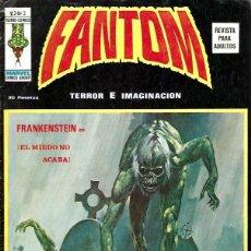Cómics: FANTOM, VERTICE VOL. 2 , Nº 3. Lote 220639353