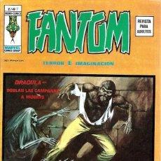 Cómics: FANTOM, VERTICE VOL. 2 , Nº 7. Lote 220640050