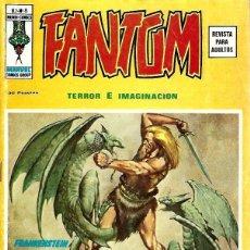Cómics: FANTOM, VERTICE VOL. 2 , Nº 8. Lote 220640170