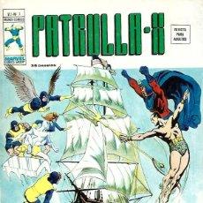 Cómics: PATRULLA-X, VERTICE VOL. 3 Nº 3. Lote 220647015