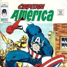 Cómics: CAPITÁN AMÉRICA, VERTICE VOL. 3 Nº 4. Lote 220648281