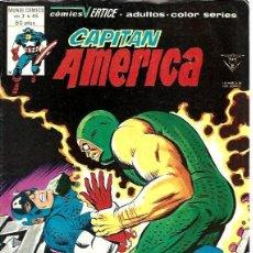 Cómics: CAPITÁN AMÉRICA, VERTICE VOL. 3 Nº 45. Lote 220648827