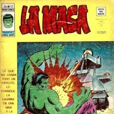 Cómics: LA MASA, VERTICE VOL. 3 Nº 17. Lote 220649113