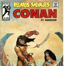 Cómics: RELATOS SALVAJES, VERTICE VOL 1 . Nº 51. Lote 220651580