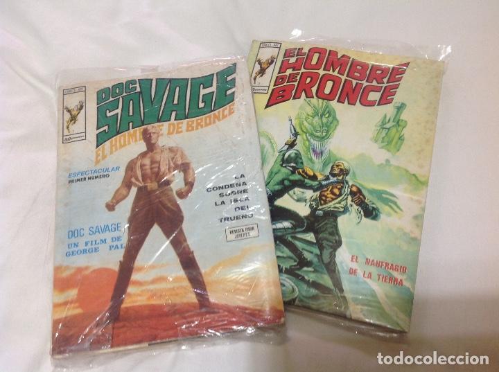 DOC SAVAGE COMPLETA (Tebeos y Comics - Vértice - Otros)