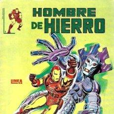 Cómics: HOMBRE DE HIERRO, LÍNEA 83 - SURCO - Nº 1, BUEN ESTADO. Lote 220654043