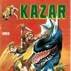 Cómics: KA-ZAR, LÍNEA 83 - SURCO - Nº 1, BUEN ESTADO. Lote 220654397