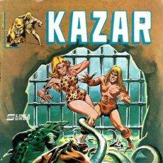 Cómics: KA-ZAR LÍNEA 83 - SURCO - Nº 5, BUEN ESTADO. Lote 220654973