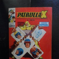 Cómics: PATRULLA X Nº 20 VOLUMEN 1 EDICIONES VERTICE EL FIN DE LA PATRULLA X. Lote 220695480