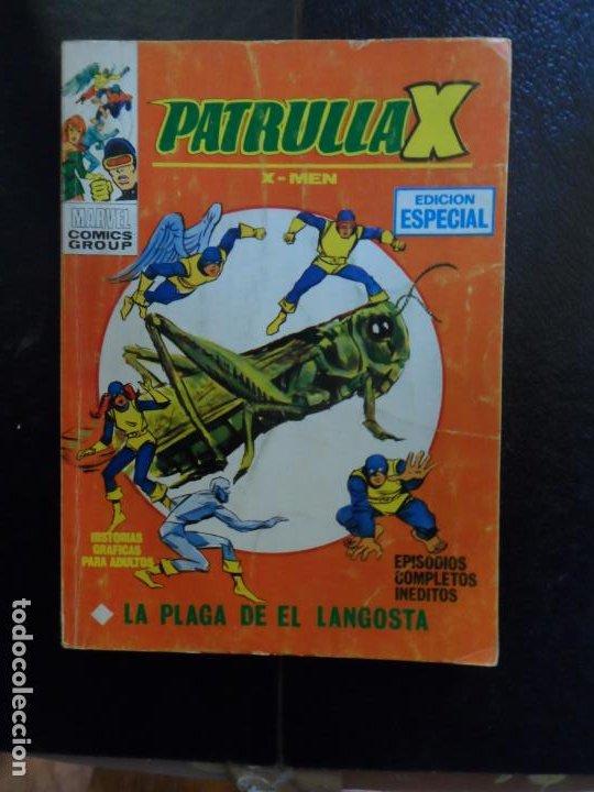 PATRULLA X Nº 11 VOLUMEN 1 EDICIONES VERTICE (Tebeos y Comics - Vértice - Patrulla X)