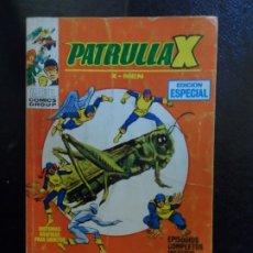 Comics : PATRULLA X Nº 11 VOLUMEN 1 EDICIONES VERTICE. Lote 220695960