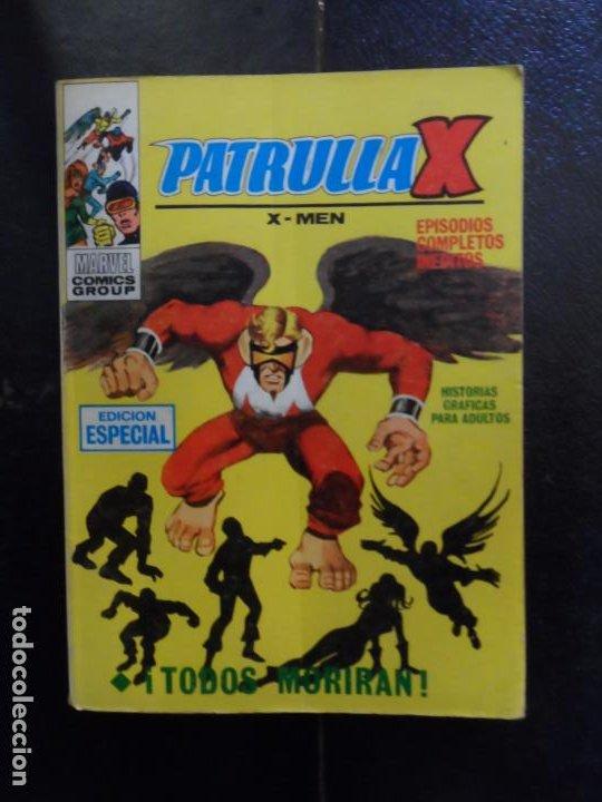 PATRULLA X Nº 8 - TODOS MORIRAN - EDICIONES VERTICE - VOLUMEN 1 (Tebeos y Comics - Vértice - Patrulla X)