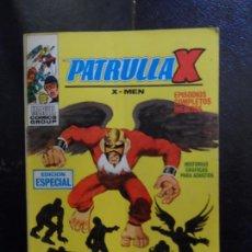 Cómics: PATRULLA X Nº 8 - TODOS MORIRAN - EDICIONES VERTICE - VOLUMEN 1. Lote 220696048