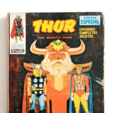 Cómics: VERTICE VOL.1 THOR Nº 16 - EL JUICIO DE LOS DIOSES - EDICION ESPECIAL 128 PAGINAS TACO MARVEL. Lote 220770467