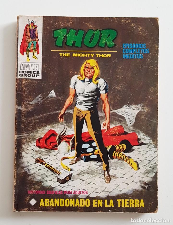 VERTICE VOL.1 THOR Nº 20 - ABANDONADO EN LA TIERRA - EDICION ESPECIAL 128 PAGINAS - TACO MARVEL (Tebeos y Comics - Vértice - Thor)