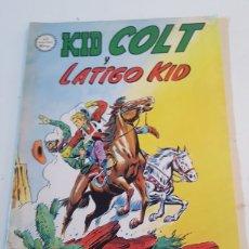 Cómics: COMIC KID COLT Y LATIGO KID N° 5 MUNDICOMICS. Lote 220789387