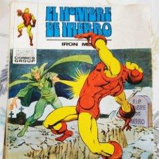 Cómics: HOMBRE DE HIERRO IRON MAN N.º 30 DOBLE MUERTE VERTICE TACO. Lote 220792641