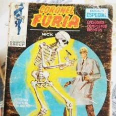 Cómics: CORONEL FURIA N.º 12 ENEMIGO INTERIOR VERTICE TACO. Lote 220792986