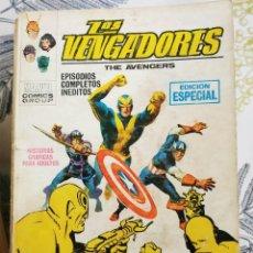 Cómics: LOS VENGADORES N.º 16 LOS ANDROIDES ATACAN VERTICE TACO. Lote 220794382