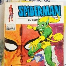 Cómics: SPIDERMAN N.º 42 OTRA VEZ EL HOMBRECILLO VERDE VERTICE TACO. Lote 220795732