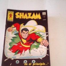 Cómics: SHAZAM - VOLUMEN 1 - VERTICE - COLECCION COMPLETA - BUEN ESTADO - GORBAUD -. Lote 220827496