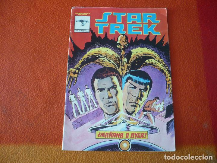 STAR TREK Nº 4 VERTICE MUNDI COMICS MUNDICOMIS SURCO (Tebeos y Comics - Vértice - Surco / Mundi-Comic)