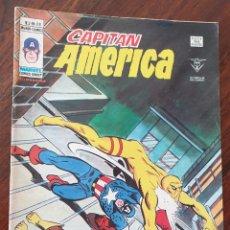 Cómics: LOTE DE COMICS DE CAPITAN AMÉRICA DE VERTICE.. Lote 220866868