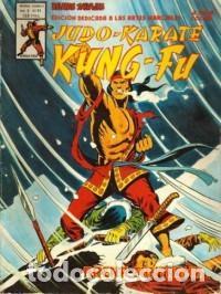 RELATOS SALVAJES JUDO KARATE KUNG-FU 11 (TAPA CARTONE DURO) (Tebeos y Comics - Vértice - Relatos Salvajes)