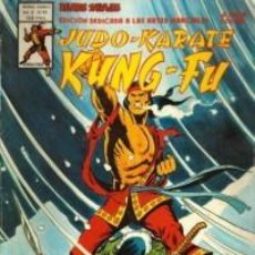 Cómics: RELATOS SALVAJES JUDO KARATE KUNG-FU 11 (TAPA CARTONE DURO). Lote 220889743