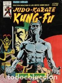 RELATOS SALVAJES JUDO KARATE KUNG-FU 12 (TAPA CARTONE DURO) (Tebeos y Comics - Vértice - Relatos Salvajes)