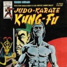 Cómics: RELATOS SALVAJES JUDO KARATE KUNG-FU 12 (TAPA CARTONE DURO). Lote 220889876