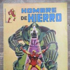 Cómics: HOMBRE DE HIERRO / IRON MAN / Nº 4 / LINEA 83 - MUNDI COMICS - VERTICE. Lote 220937406