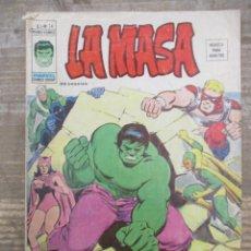 Cómics: LA MASA - - V 3 - Nº 14 - VOLUMEN 3 - VERTICE. Lote 220937546