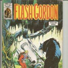 Comics: FLASH GORDON V.1 COMICS-ART EDICIONES VERTICE Nº 43. Lote 221123790