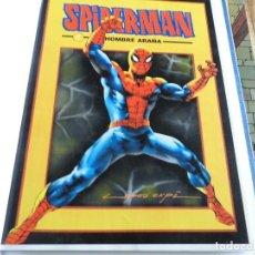 Comics : SPIDERMAN EL HOMBRE ARAÑA VERTICE BOCETOS ENRICH LOPEZ ESPI SATINADO 64 PAGINAS FANS CLUB. Lote 221144690