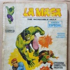 Cómics: COMIC DE LA MASA DE VERTICE TACO. Lote 221168187