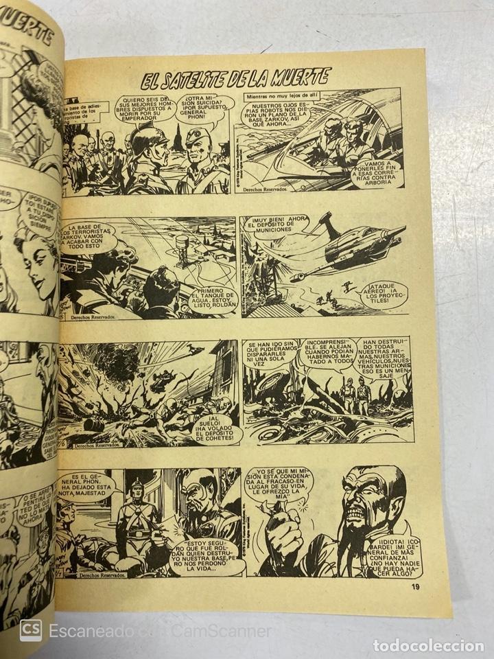 Cómics: TEBEO. FLASH GORDON. LA FUGA DE FLASH. 3ª PARTE. EL SATELITE DE LA MUERTE. VOL 2 - Nº 36 - Foto 2 - 221236413
