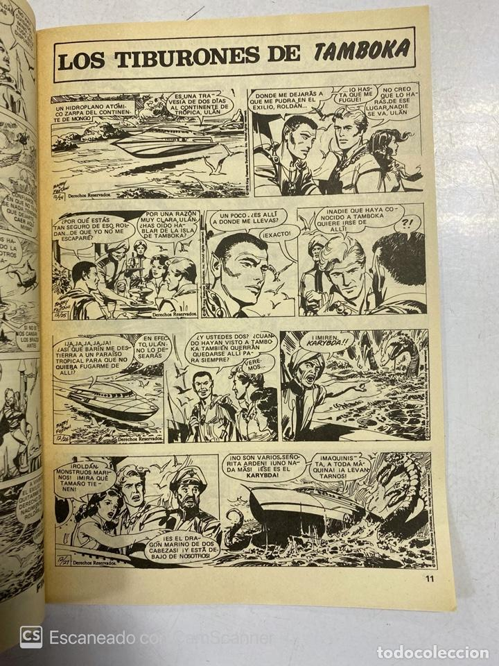 Cómics: TEBEO.FLASH GORDON. ¡ULAN, HIJO DE MING! 2ª LOS TIBURONES DE TAMBOKA.VOL 2 - Nº 38 - Foto 2 - 221236877