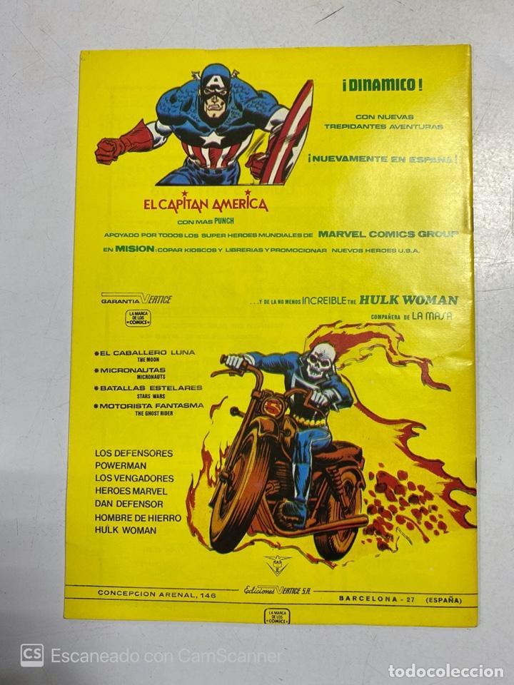 Cómics: TEBEO.FLASH GORDON. ¡ULAN, HIJO DE MING! 2ª LOS TIBURONES DE TAMBOKA.VOL 2 - Nº 38 - Foto 3 - 221236877