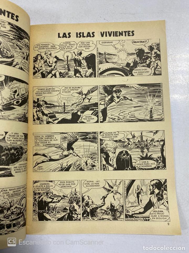 Cómics: TEBEO.FLASH GORDON. LAS ISLAS VIVIENTES. MAS VELOZ QUE LA LUZ. VOL 2 - Nº 39 - Foto 2 - 221237235
