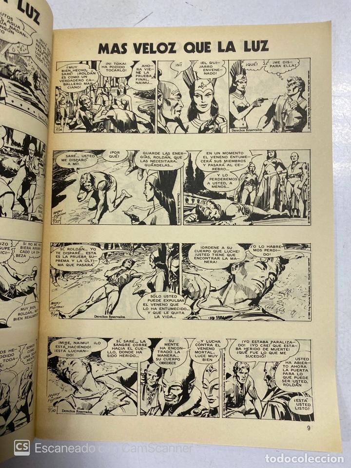 Cómics: TEBEO.FLASH GORDON. MAS VELOZ QUE LA LUZ. 2ª PARTE. EL LEGADO MARCIANO. VOL 2 - Nº 40 - Foto 2 - 221237331