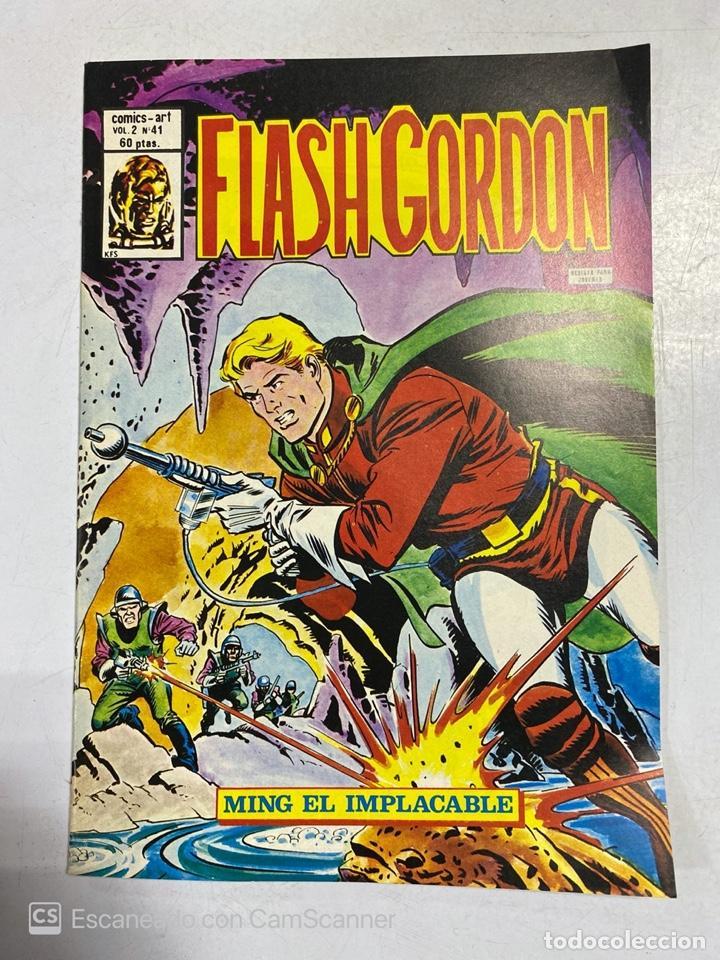 TEBEO.FLASH GORDON. MING EL IMPLACABLE. VOL 2 - Nº 41 (Tebeos y Comics - Vértice - Flash Gordon)