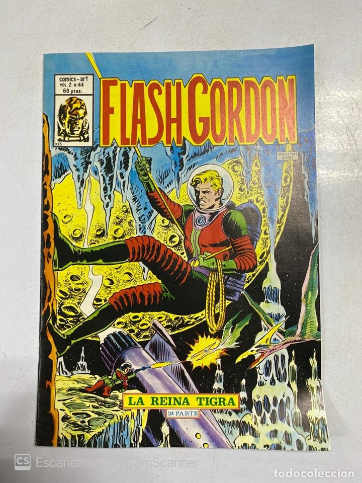 TEBEO.FLASH GORDON. LA REINA TIGRA. 3ª PARTE. VOL 2 - Nº 44 (Tebeos y Comics - Vértice - Flash Gordon)