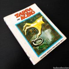 Comics : MUY BUEN ESTADO ZARPA DE ACERO 4 EDICION ESPECIAL TACO VERTICE. Lote 221258091