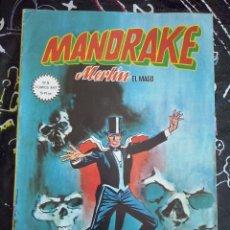 Cómics: VERTICE MUNDI-COMICS : MANDRAKE NUM. 5 MERLIN EL MAGO .PORTADA LOPEZ ESPI. Lote 221336013